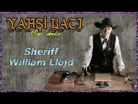 Yahşi Batı - Sheriff Lloyd | ☆ Tüm Sahneler ☆