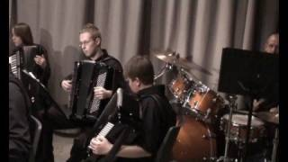 Craven Accordion Orchestra - A la James Last