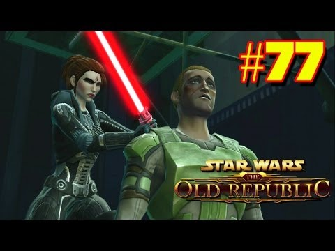 Star Wars The Old Republic #77 - Lächerliche Konkurrentin! (Sith|HD+|DE) ✪ Let's Play SWTOR
