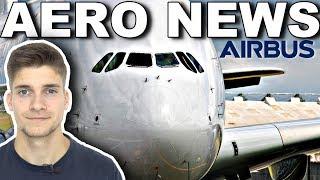Erster A380 wird VERSCHROTTET! AeroNews