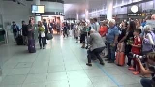 Китайский диссидент Ай Вэйвэй прибыл в Германию