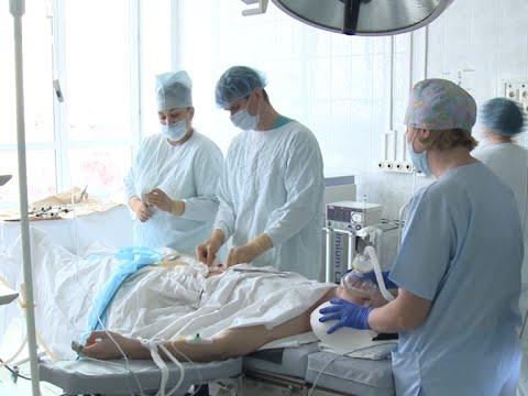 Уникальный метод лечения освоили новосибирские врачи-урологи