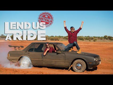 Lend Us A Ride: Australia [EPISODE 6]