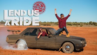 Lend Us A Ride: Australia [EPISODE 6]