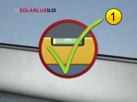 solarlux sl 25 youtube. Black Bedroom Furniture Sets. Home Design Ideas