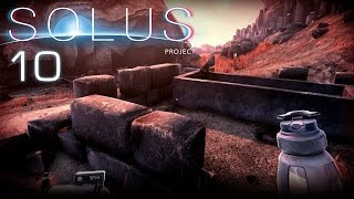The Solus Project [10] [Die Grabstätten der Aliens] [Walkthrough Let's Play Gameplay Deutsch German] thumbnail