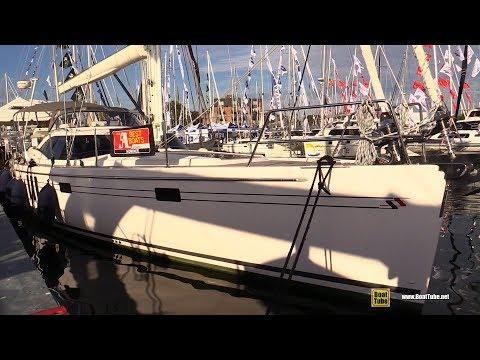 2017 Southerly 540 Sailing Yacht - Deck And Interior Walkaround - 2017 Annapolis Sail Boat Show