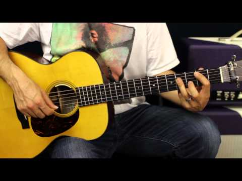 How To Play - The Dirty Heads - Dance All Night - Acoustic Guitar Lesson - EASY