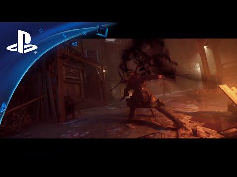 Vampyr - E3-Trailer [PS4]