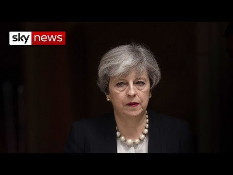 May's leadership ends in tears