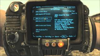 """Fallout New Vegas How to find """"GRA CHALLENGES""""!"""
