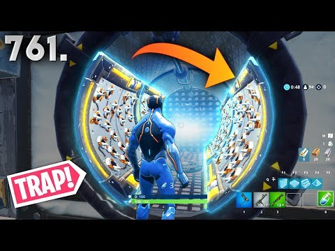 *NEW* PORTAL TRAP TRICK!! - Fortnite Funny WTF Fails and Daily Best Moments Ep. 761 thumbnail