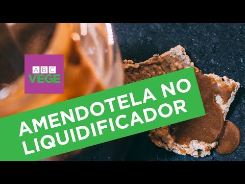 Episódio 29 - Amendotela no Liquidificador