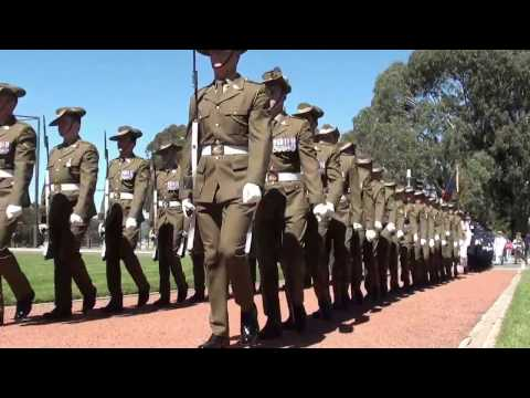 Remembrance Day Canberra - AWM 2016