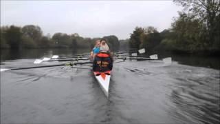 UEABC Learn to Row - Third week