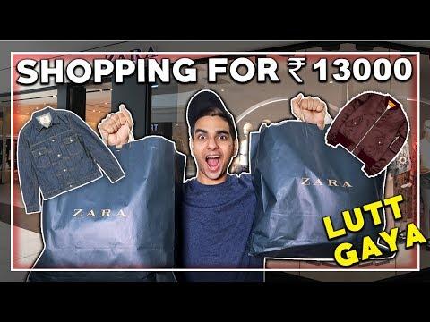 OMG 😱HUGE ZARA Shopping Haul For MEN! Indian Men's Fashion/try On Haul   LAKSHAY THAKUR