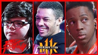 MK11 Pro Kompetition: ECT 2019 SonicFox, NinjaKilla, Dragon, Kombat (Top 8)