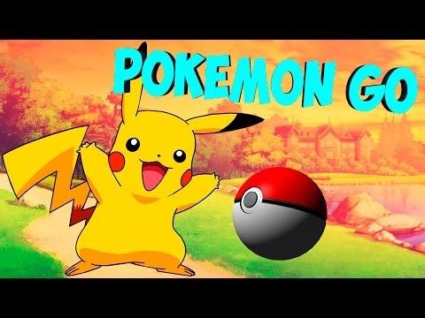 Как найти пикачу в pokemon go