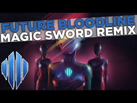 Scandroid  Future Bloodline Magic Sword Remix