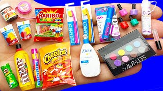 69 DIY MINIATURE REALISTIC HACKS AND CRAFTS : MINI FOOD, DIY MAKEUP, MORE DIY CRAFTS COLLECTION !!!