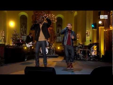 Nico & Vinz - One Song ( Christmas Edition - Oslo Domkirke)