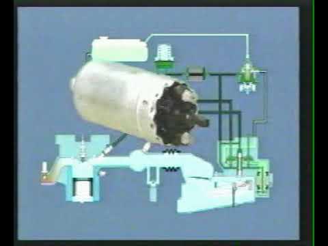 Inyección electro-mecánica KE-Jetronic