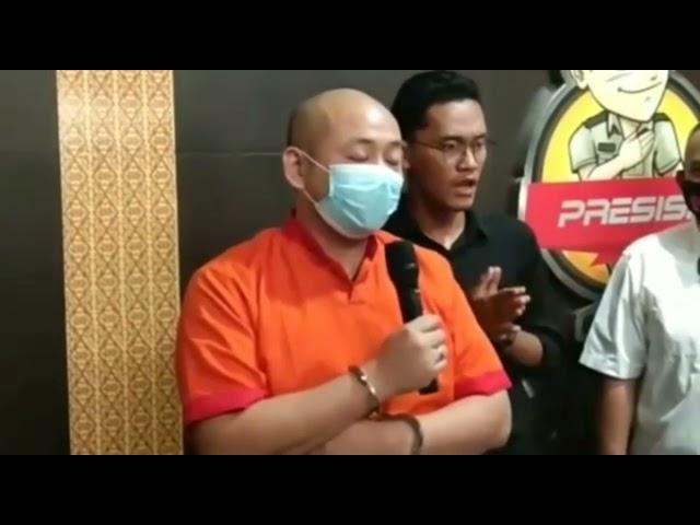 Penganiaya Perawat di Palembang Minta Maaf, Ini Ungkapan Penyesalannya