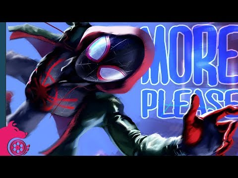We Deserve More Animated Superhero Movies (like Spider-Man: Into the Spider-Verse)