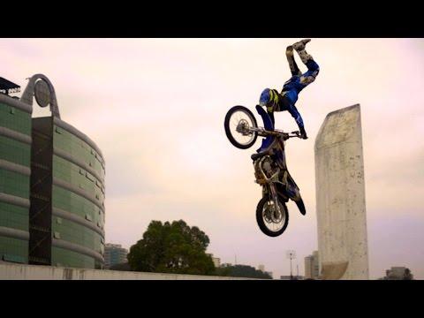 Jeff Campacci - Piloto FMX Motocross