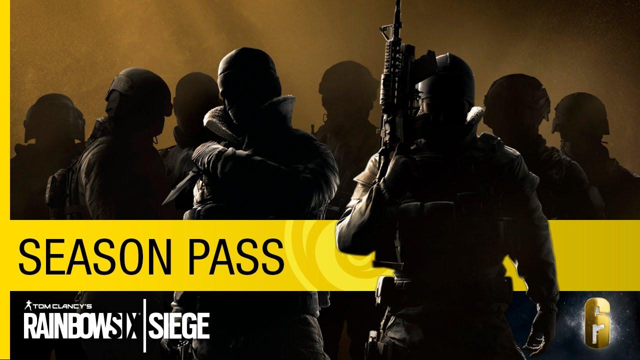 Tom Clancy's Rainbow Six Siege - Season Pass Anno 5 ...