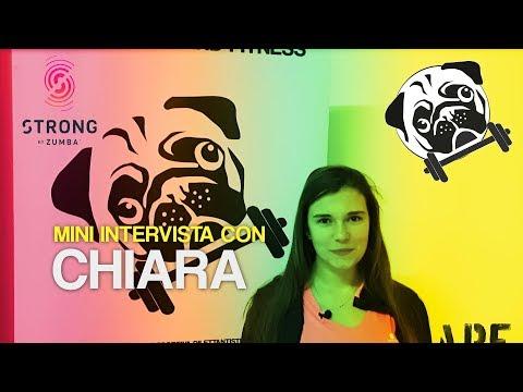 Mini Intervista - Chiara ci parla di Strong By Zumba - Allenamento HIIT sulla Musica