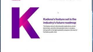 Kadena+AMD=Любовь:) [майнинг монеты KADENA на картах АМД, настройки, тонкости монеты и майнера]