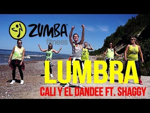 Zumba Fitness – LUMBRA – Shaggy ft. Cali Y El Dandee