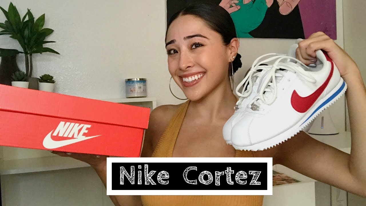 outfit with nike cortez