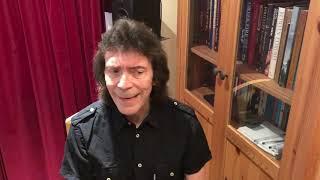 Steve Hackett chats about Hairless Heart