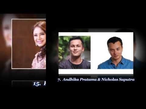 Kumpulan kemiripan artis Indonesia