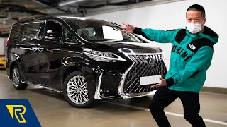 Taking Delivery of My Lexus LM350!!! An Overpriced Alphard? 🤔