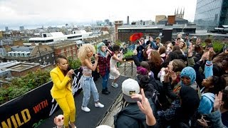 Repeat youtube video Let's Grow Wild With Neon Jungle - 'Welcome To The Jungle' LIVE