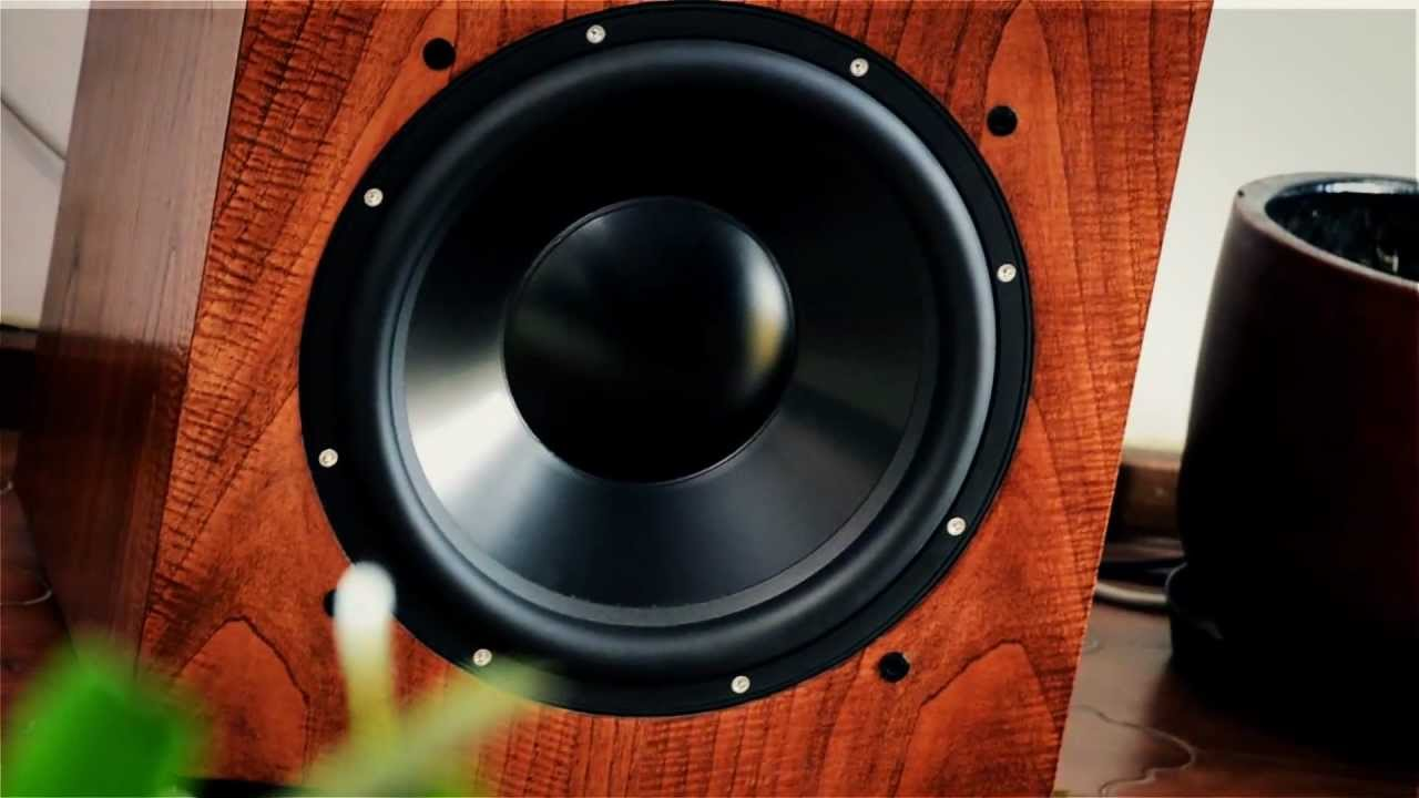 "subwoofer diy - dayton 15"" hf & hypex ds4.0 - youtube"