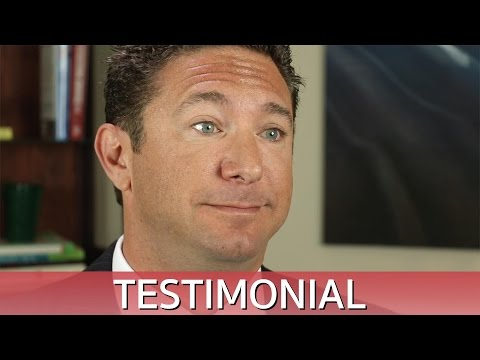Scott talks about his experience at Natural Bio Health