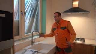 кухня обзор и дефекты от,brigada1.lv