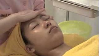 Гуаша лица, массаж 36 движений