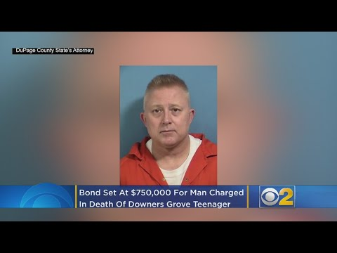 Bond Set At $750,000 For Naperville Man Charged In Death Of