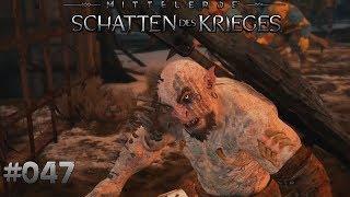 Mittelerde: Schatten des Krieges #047 - Snafu der Verrückte - Let's Play Mittelerde Deutsch / German