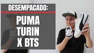 Desempacado: Puma Turin X Bts   Desempacados