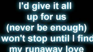 Justin Bieber - Runaway Love (lyrics)