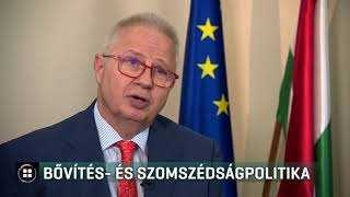 Bővítés- és szomszédságpolitikáért felelős biztosnak jelölték Trócsányit 19-09-10