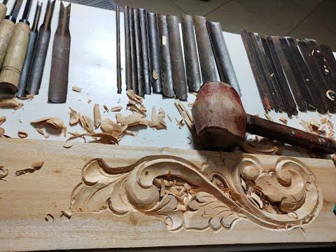 Types Of Wood Carving Tools And Their Functions
