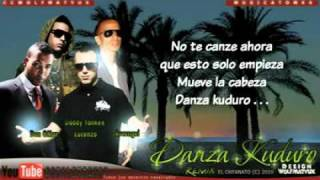 """Danza kuduro Remix "" Letra - Don Omar Ft Lucenzo Arcangel Daddy yankee new 2011.mpg"
