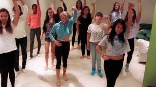 Justin Bieber Believe Tour | Just Dance 4 | Fan Video 2